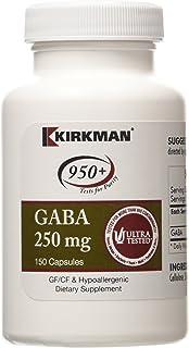 Sponsored Ad - Kirkman Labs - GABA 250 mg 150 caps