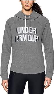 Under Armour Women's Funnel-Neck Fleece Hoodie