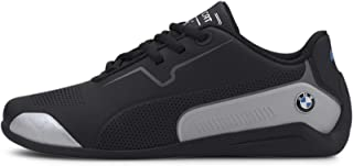 Puma Boy's Puma Black & Puma Silver Running Shoe - 5 UK