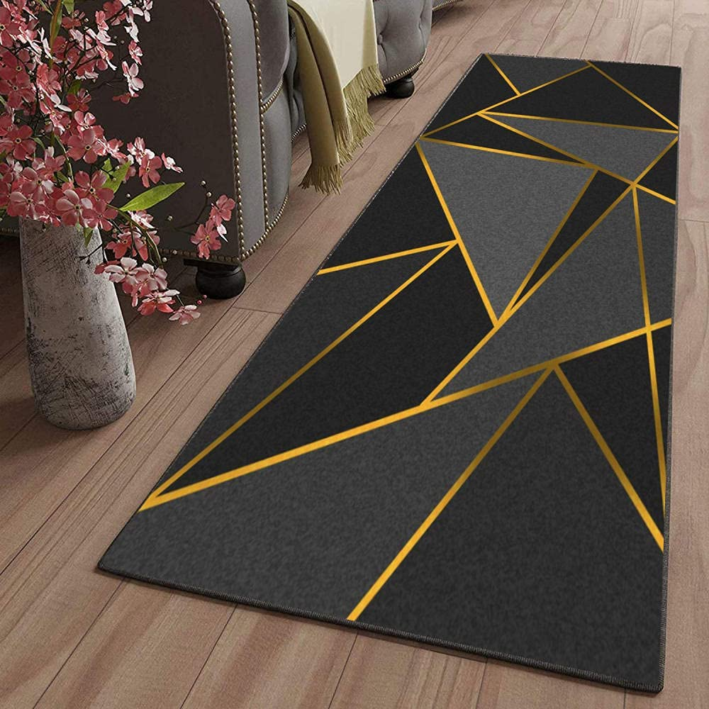 2021 Ranking TOP5 Solid Plain Rubber Backed Runner Rug Non-Slip At the price Stair Hallway