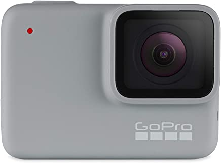 GoPro HERO7 White — Waterproof Digital Action Camera with...