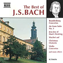 Best Of J.S. Bach