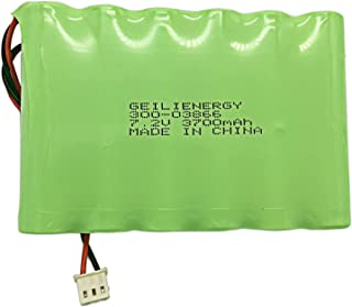 GEILIENERGY 300-03866 Backup Battery for Honeywell Lynx Touch 5100, Lynx 5200, Lynx 5210, Lynx Touch 7000, LYNXRCHKIT-SHA, JJJ WALYNX-RCHB-SHA ADT Ademco System