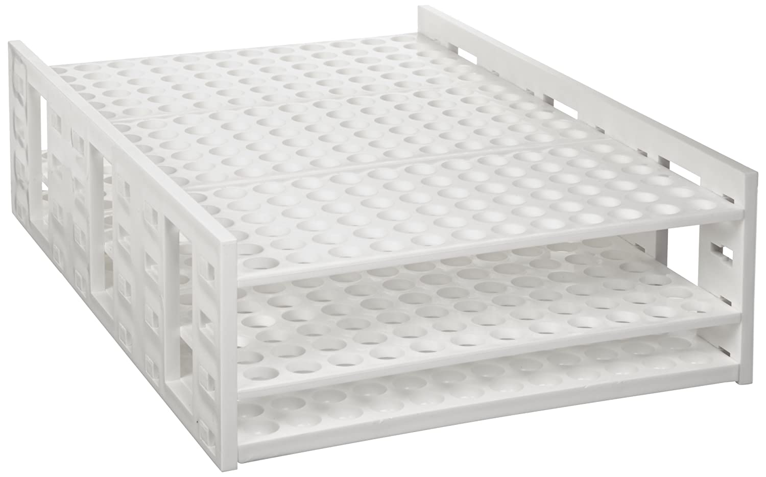 Heathrow Scientific HD24323E High quality new Polypropylene Limited Special Price Mega T Rack Tube 120