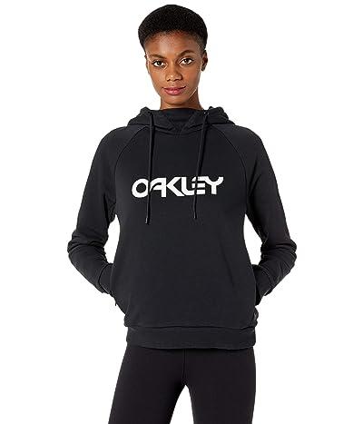 Oakley TNP DWR Fleece Hoodie (Blackout) Women