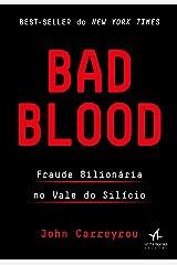 Bad Blood. Fraude Bilionaria no Vale do Silicio (Em Portugues do Brasil) Paperback