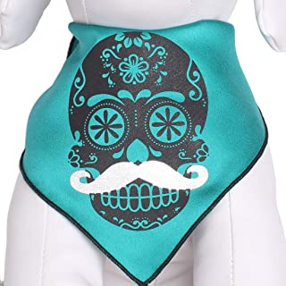 Tail Trends Halloween Dog Bandanas with Designer Appliques - 100% Cotton…