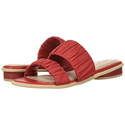 Kelsi Dagger Brooklyn Surf (Red Nappa Leather) Women