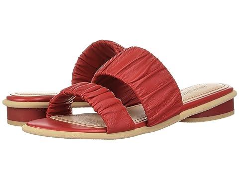 KELSI DAGGER BROOKLYN Surf, Red Nappa Leather