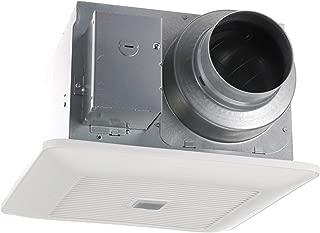 Panasonic FV-0511VQC1 WhisperSense Ventilation Fan, Motion/Humidity Sensors, Speed Selector, Quiet
