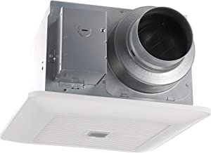 Panasonic FV-0511VQC1 WhisperSense Ventilation Fan with Motion and Humidity Sensors, Pick-A-Flow Speed Selector, Extremely...