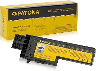 2200mAh PATONA 4-Zellen Akku IBM ThinkPad X60 X61 1707 1708 1709 2509 Schätzpreis : 25,99 €