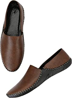 87d67f4e7bec4 Amazon.in: Brown - Ethnic Footwear / Men's Shoes: Shoes & Handbags