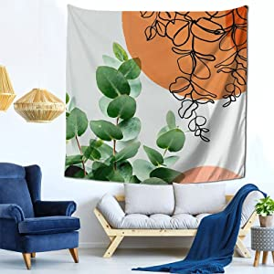 Simpatico Home Tapestry For Bedroom And Living Room Tapestries Bespoke Size Order Wall Hanging 59*59inch