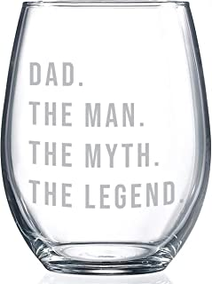 Father's Day Gift for Dad - Dad. the man. the myth. the Legend. Perfect birthday gift for dad or Grandpa! gift for dad