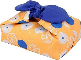 東洋ケース ランチバッグ 幅20×奥行12×高さ16cm オレンジ 巾着袋 保冷素材付き 弁当箱収納 KT2-TM-02