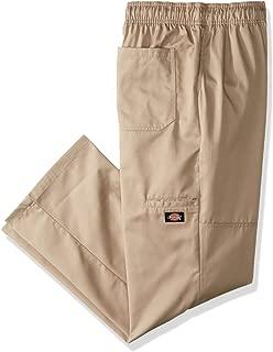 Women's Double Knee Baggy Elastic Pant