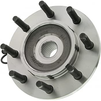 Armstrong 55 Heavy Duty Steer Wheel Assembly with Bearings