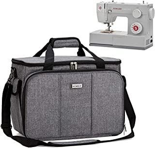brother sewing machine carrying case wheels