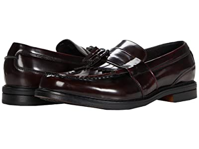 Nunn Bush Keaton Moc Toe Kiltie Tassel Loafer (Burgundy Multi) Men