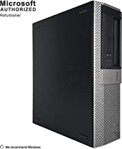 Dell Optiplex 980 Desktop / SFF High Performance Computer PC, Intel Core i7 Processor 3.2GHz, 8GB DDR3 Memory, 500GB HDD, Windows 10 Professional (Renewed) (500GB HDD Intel i7)