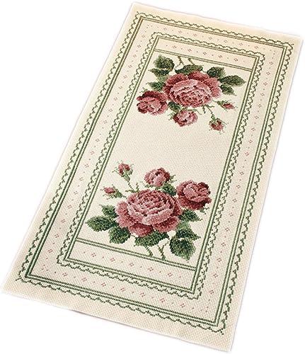 Life with Flowers, Megumi Onoe  Orimupasu made embroidery kit No.1194 Antique Rosa (japan import)