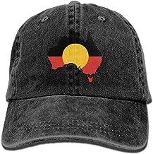 aboriginal flag hat
