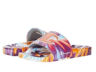 Champion Ipo Tie-Dye (Magenta/Orange/Light Blue) Women