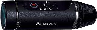 パナソニック ウェアラブルカメラ ブラック HX-A1H-K