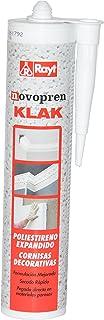 RAYT-NOVOPREN KLAK - 951-13 Adhesivo en cartucho sin disolventes para pegado de poliestireno - 300 ml