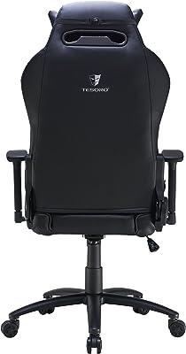 Tesoro Zone Balance Silla para Videojuegos de PC Asiento Acolchado - Sillas para Videojuegos (Silla