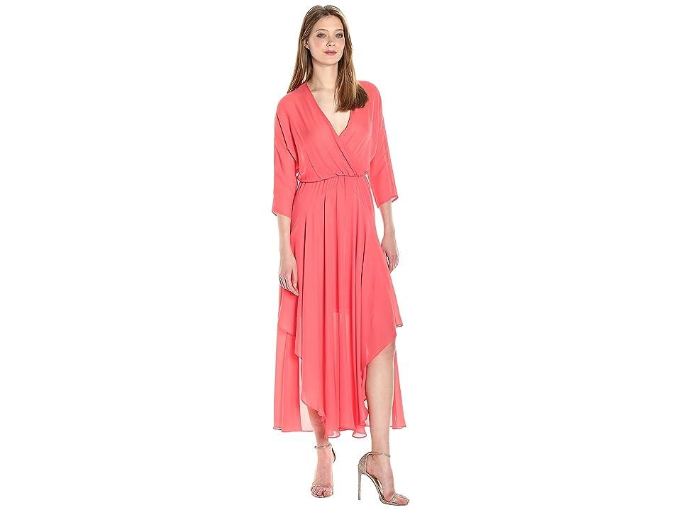 CATHERINE Catherine Malandrino Larissa Dress (Watermelon Julep) Women