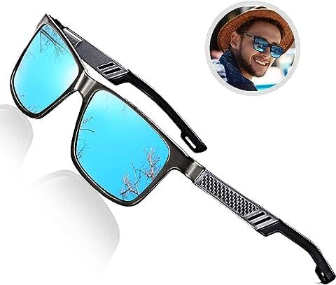 Rocknight Men's Driving Polarized Sunglasses