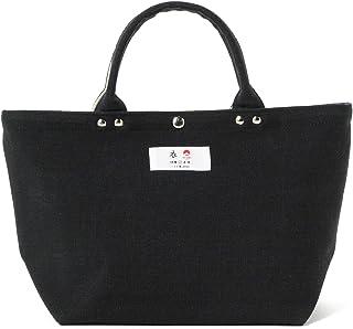 (ビームス ジャパン)BEAMS JAPAN/バッグ 衣 伊勢木綿 × BEAMS JAPAN 別注 5番手糸 トートバッグ S 黒 -