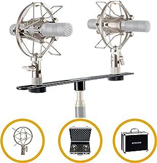 Vevice Clip Micro enseignants Bandeau Revers bl/é Enseigner Guide Micro col retourn/é Coffre Micro casque micro Petite Abeille Clip Collier Micro Pince /à cravate microphone 3,5//Écrou
