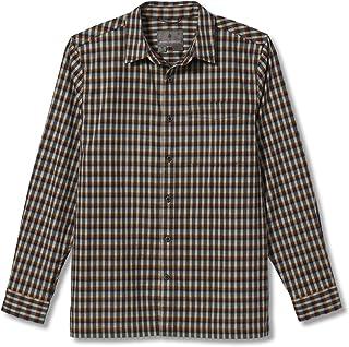 Royal Robbins Men's Thermotech Drake Plaid Long Sleeve Shirt