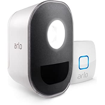 Arlo Lights - Smart Home Security Light |Wireless, Weather Resistant, Motion Sensor, Indoor/Outdoor, Multi-colored LED| 1 Light Kit (ALS1101) camera not included