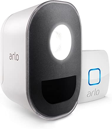Arlo Smart Home Security Light - Wireless, Weather Resistant, Motion Sensor, Multi-Colored LED | 1 Light Kit, Camera not Included (ALS1101-100AUS)