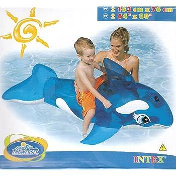 Intex Wet Set Kleiner Wal Zum Reiten Pool Spielzeug Ab 3