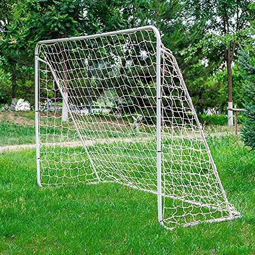 Prosport Official Porta da Calcio per il Giardino, Obiettivo Bambini, Football Goal 366x183x122cm