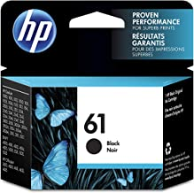 HP 61 | Ink Cartridge | Black | CH561WN