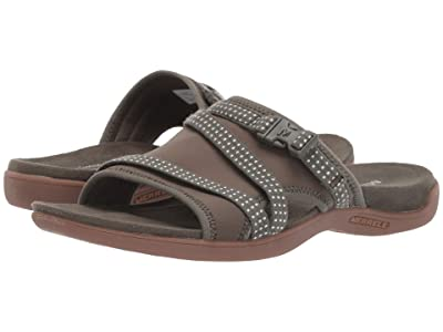 Merrell District Muri Slide (Dusty Olive) Women