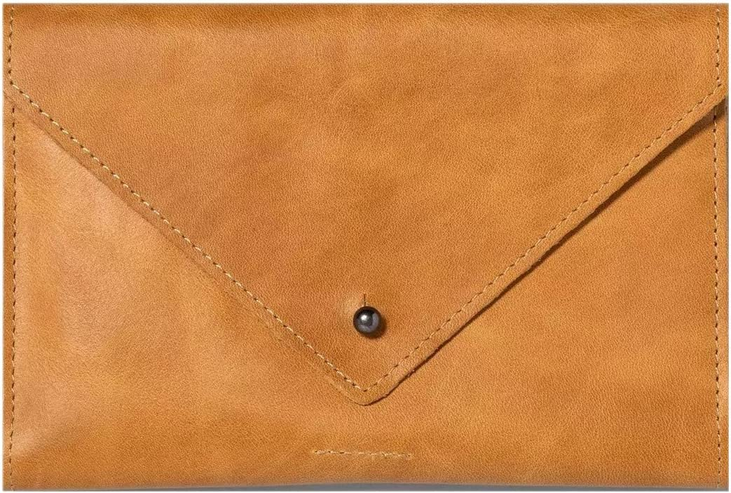 Hearth & Hand with Magnolia Leather Wallet Cognac