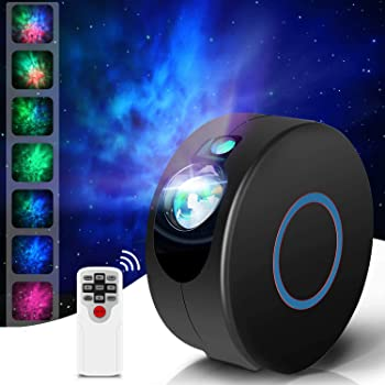 Night Light Projector,Star Projector, Galaxy Projector with Led Nebula Cloud
