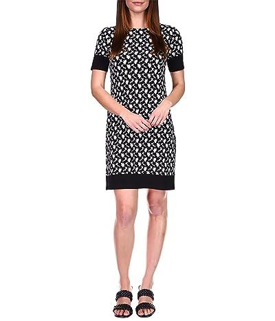MICHAEL Michael Kors Sixties Border Dress