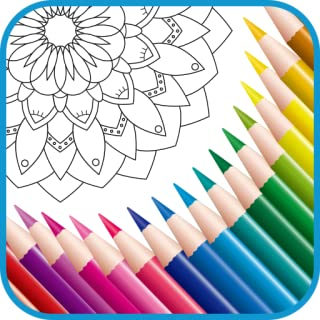 Color Free Mandalafy Coloring Book Game