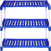 RMA Handicrafts Multipurpose Rack Blue (3 Steps)