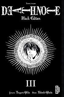 DEATH NOTE BLACK EDITION - Tome 3