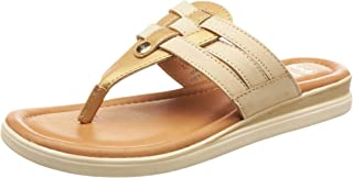 Scholl Women's Maria Thong Leather Slippers