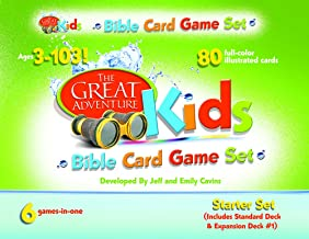 great bible adventures story cards